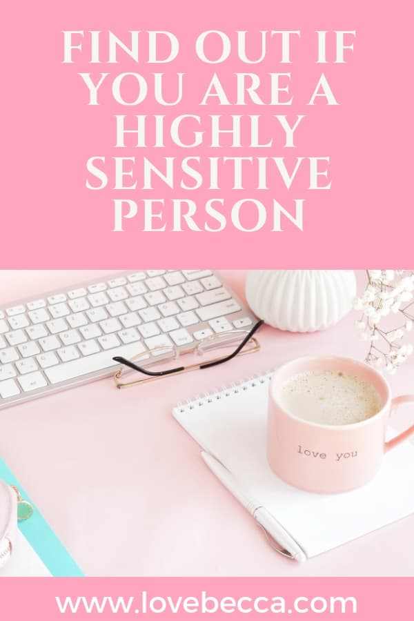 highly sensitive entrepreneur