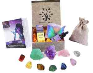 Luxury Healing Crystals Collection