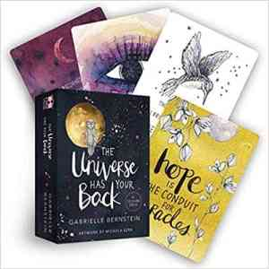 The Universe Has Your Back Deck Cards