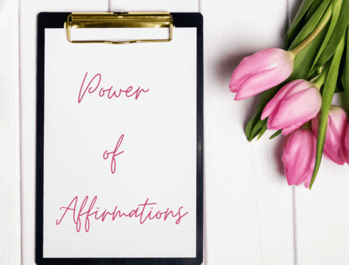 power of affirmations