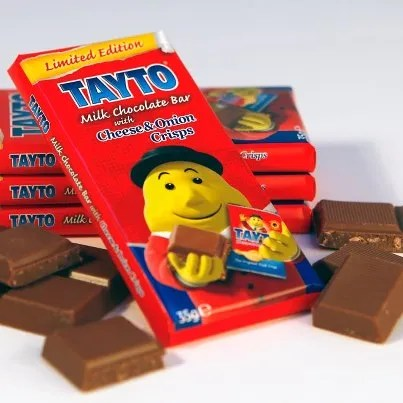 tayto cheese
