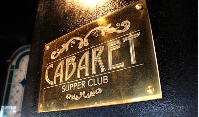 cabaret supperclub belfast