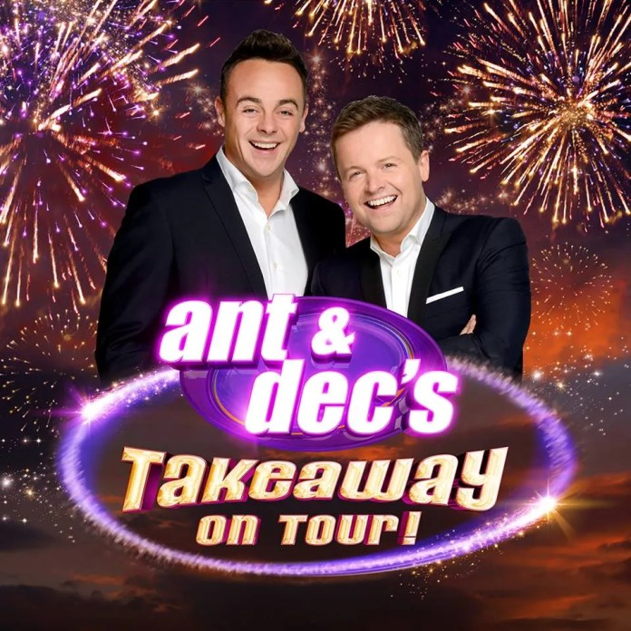 Ant and Dec Belfast