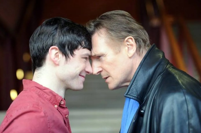 Liam Neeson Belfast
