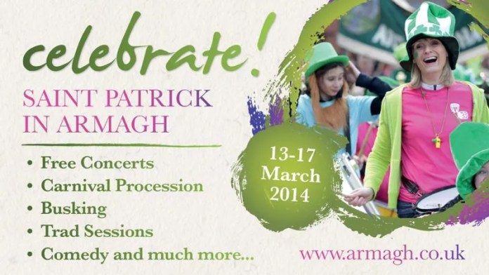 Armagh St Patricks day
