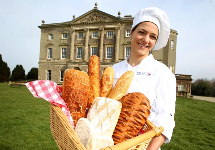 Bread Festival, Castle Ward - 5 May 2014, Ruth Robinson, Catering Manager