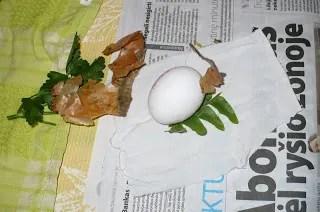 making easter eggs 2
