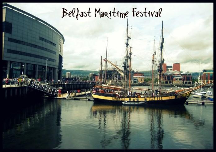 Belfast Maritime Fest oddessy