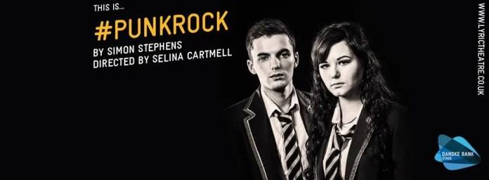Punk Rock Lyric Theatre Belfast