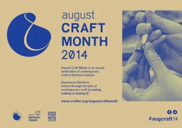 Craft Month 2014