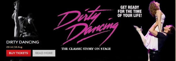 Dirty Dancing Grand Opera House