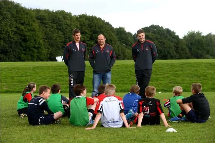 Centra Ulster Rugby Camps #3