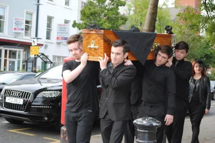Funeral Procression (2)