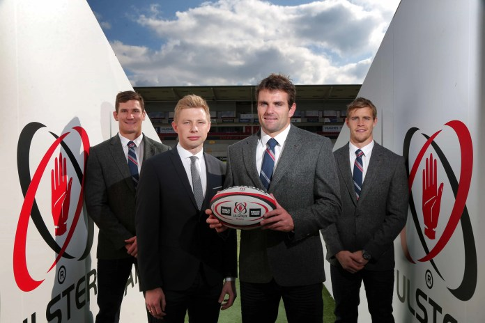 Ulster Rugby 'Tailored' for Greatness with Remus Uomo