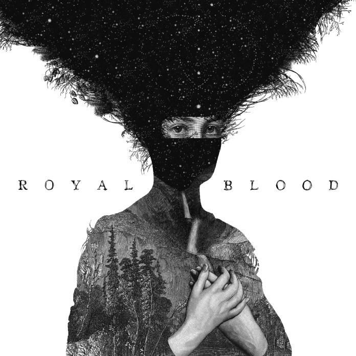 Royal Blood CD Artwork