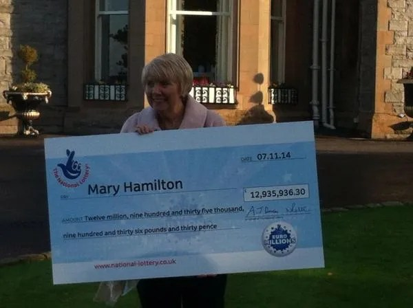 Belfast Lottery Winner