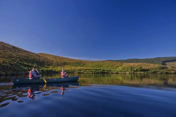 Canoeing Blackwater Trail