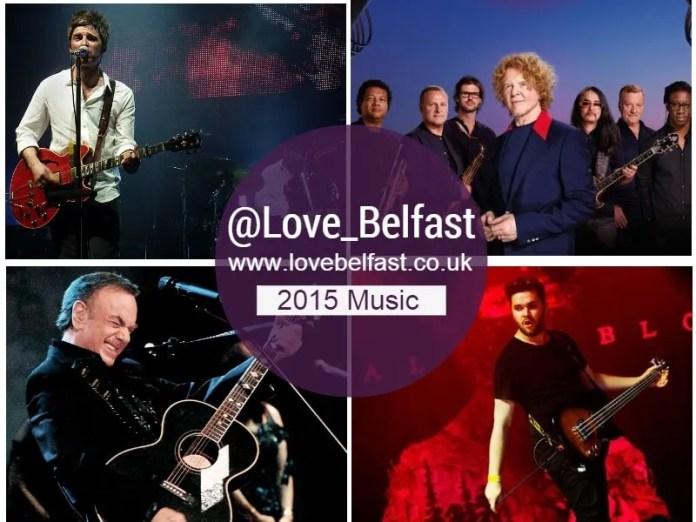 Music Concerts Belfast