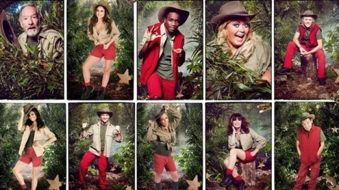 'm A Celeb... jungle