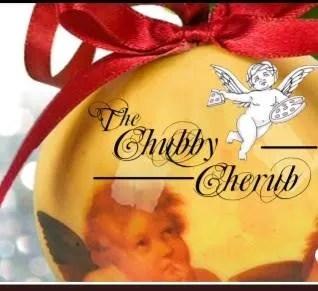 Christmas Chubby Cherub