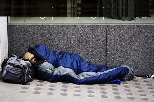 Homeless Belfast