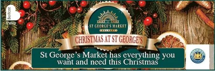 St Georges Market Belfast