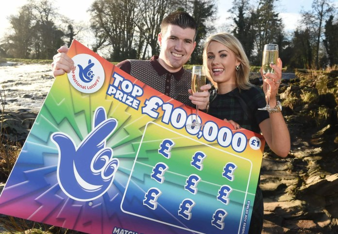 Sion Mills Lottery 3