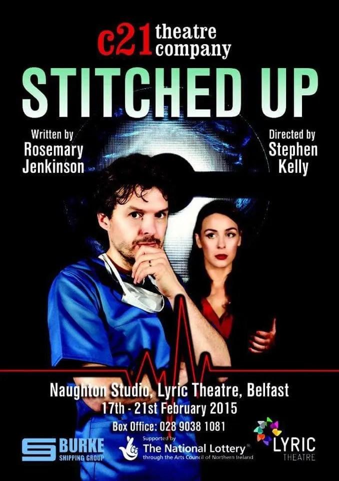 Stiched up Belfast