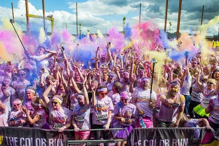 The Color Run Belfast