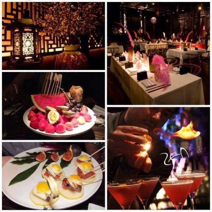 Zen Belfast Most Romantic Restaurant in Belfast