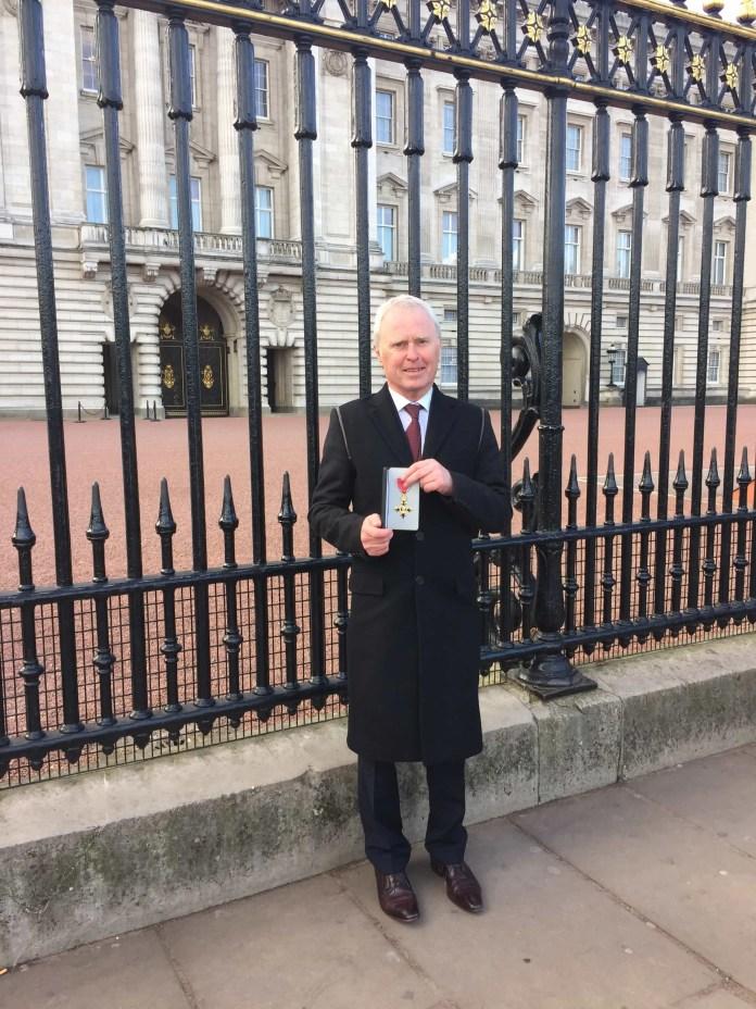 Bill Wolsey OBE 2
