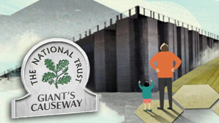 Giant's causeway open day