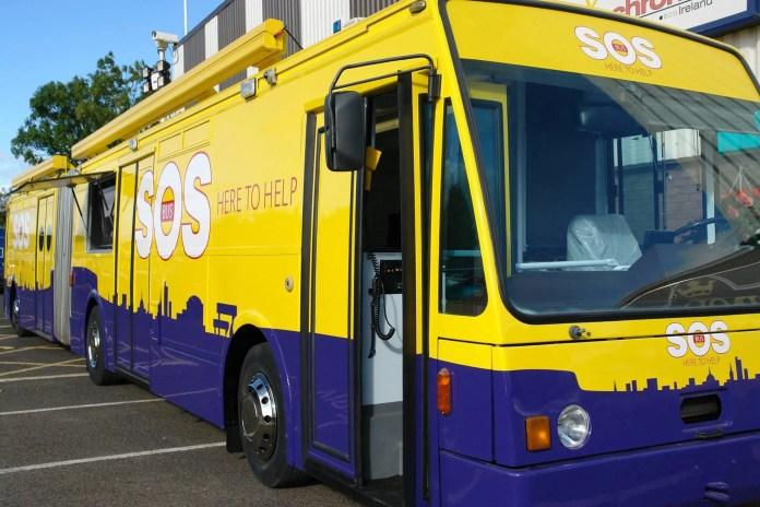 SOS NI Bus