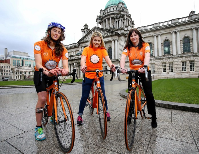Belfast Start Set for All-Ireland Cycle Against Suicide