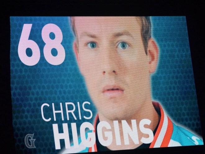 Chris Higgins