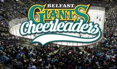 Belfast Giants Cheerleaders