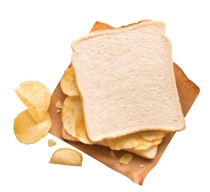 Tayto Crisp sandwich (1)