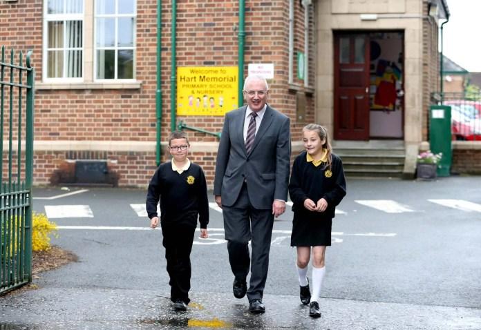 Hart Memorial Primary School