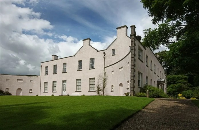 Ardress House. Picture by Bernie Brown