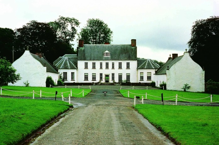 Springhill House and Gardens