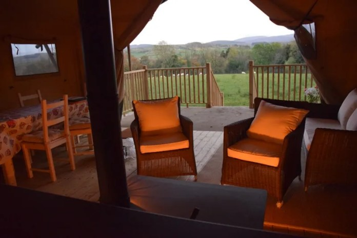 Mountain Sky Luxury Glamping