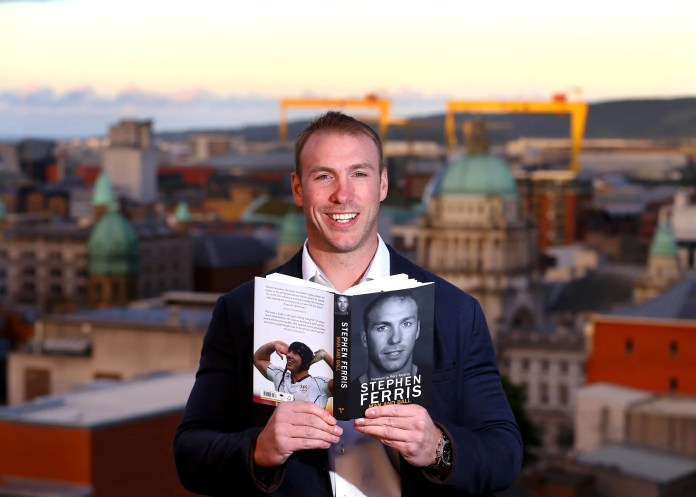 Eason celebrates launch of Stephen Ferris autobiography with exclusive event