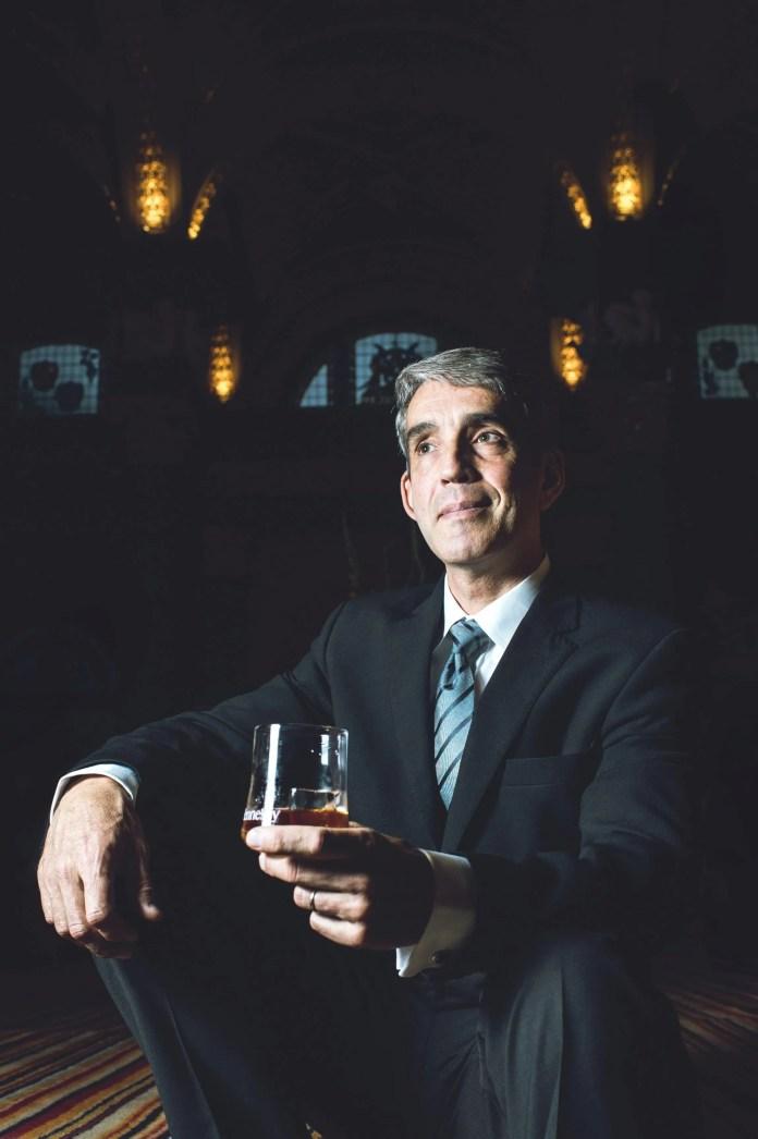 Marc Boissonnett, Ambassadeur de la Maison Hennessy
