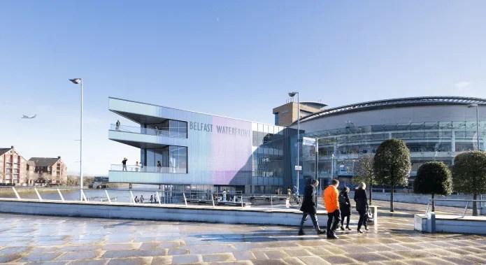 Waterfront Hall Belfast