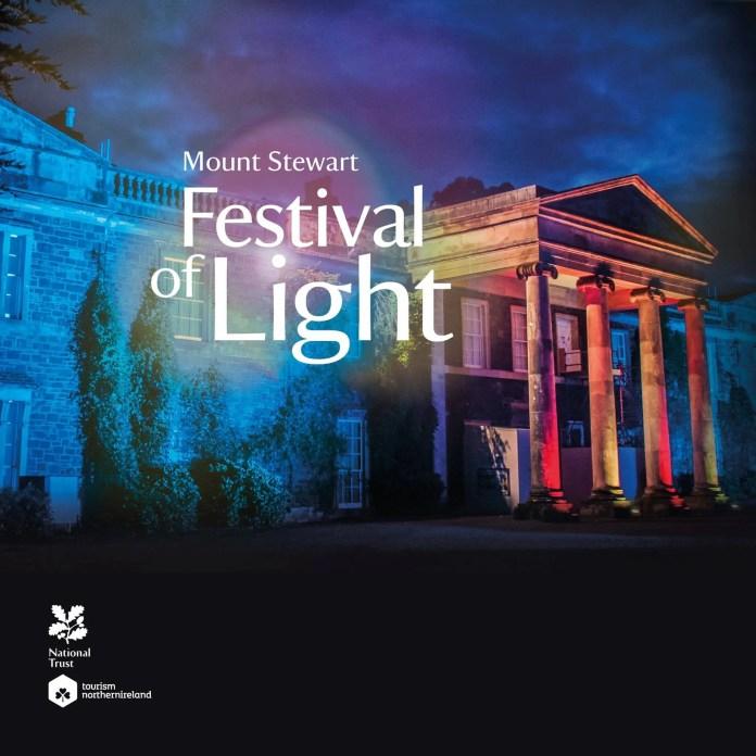 Festival of light Mount Stewart