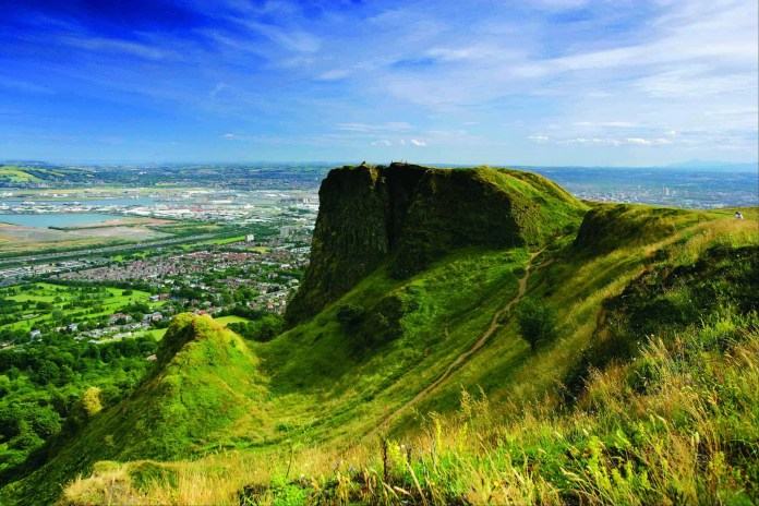 Cave Hill Belfast