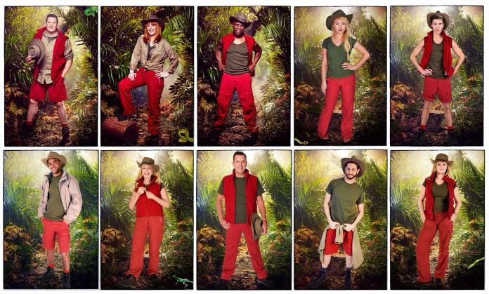 I'M A CELEBRITY…GET ME OUT OF HERE 2015