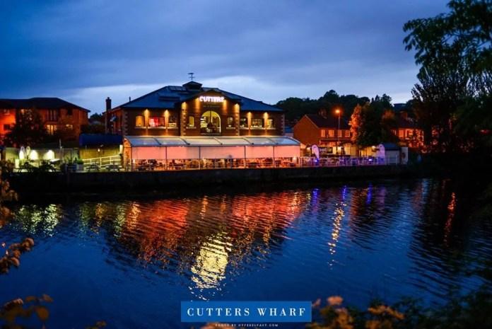 Cutters Wharf Love Belfast