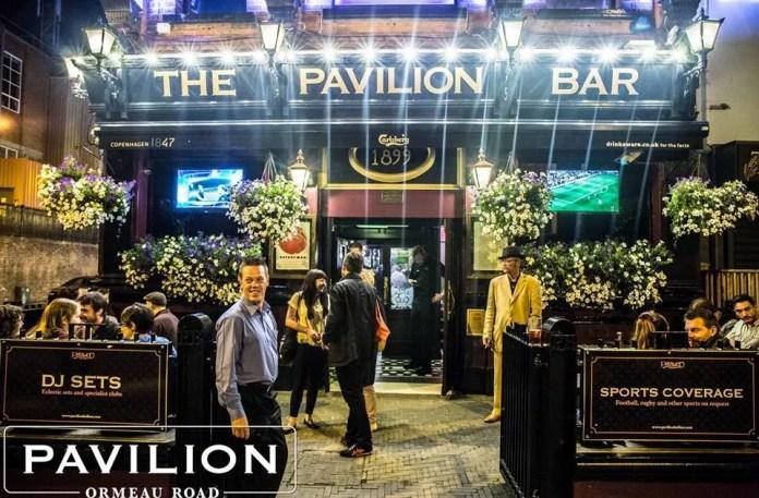 Pavilion Bar Belfast