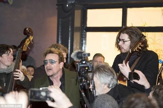 Bono, Hozier